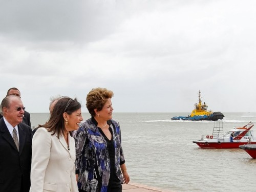 Dilma em São Luís - Foto: Roberto Stuckert Filho/PR