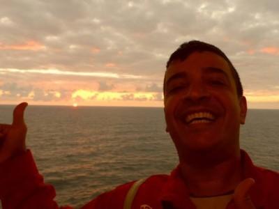 Clalp Adriano Silva trabalhava na Wood Group
