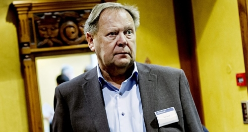 Åge Remoy, CEO da REM Offshore + Foto: Iván Kverme/Finansavisen