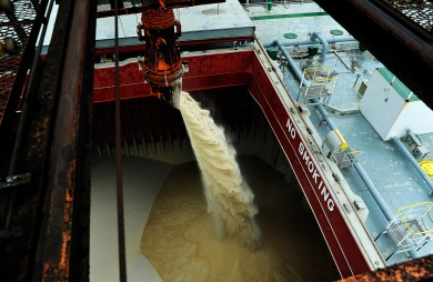 Embarque de Açúcar - Foto: Ivan Bueno