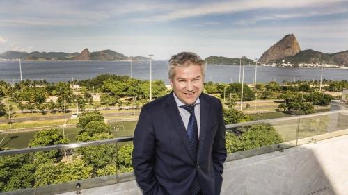 Pål Eitrheim - Presidente da Statoil no Brasil