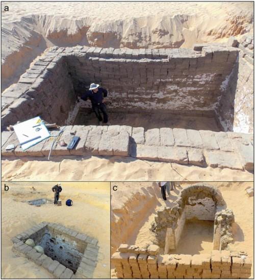 Detalhes do sítio arqueológico