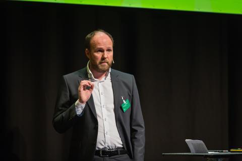Bjørn Johan Vartdal, Presidente da DNV GL Maritime