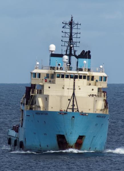 Maersk Battler - Foto: Bobjak /Shipspotting