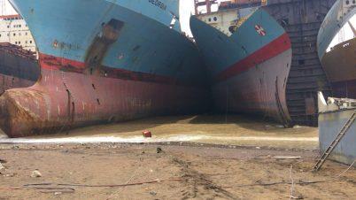 maersk-scrap