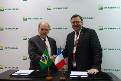 Petrobras assina contrato com a Toral - Flávio Emanuel / Banco de Imagens Petrobras