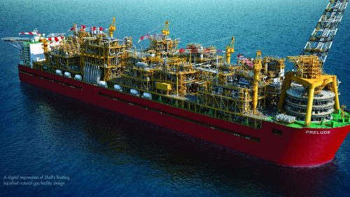 Prelude represents the beginning af a new era in the Offshore Gas Industry