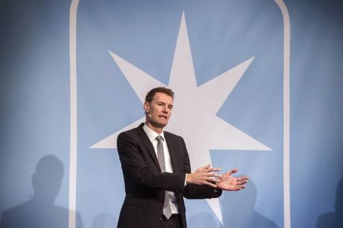 Søren Toft, Diretor de Operações da Maersk Line afirma que capacidade de transporte não será afetada
